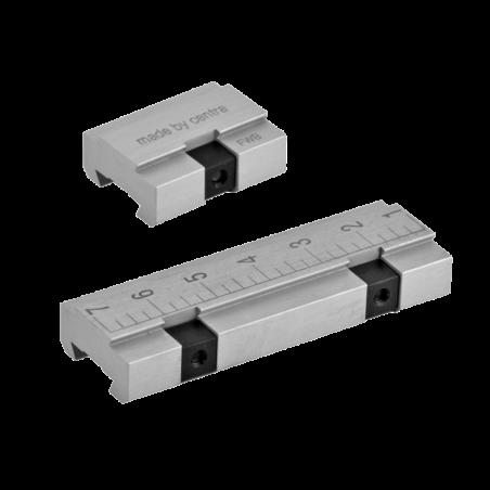 Centra Riser Block 8, 8mm