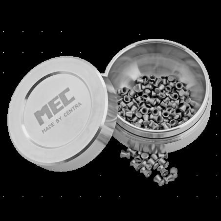 MEC Pellet Tin Container