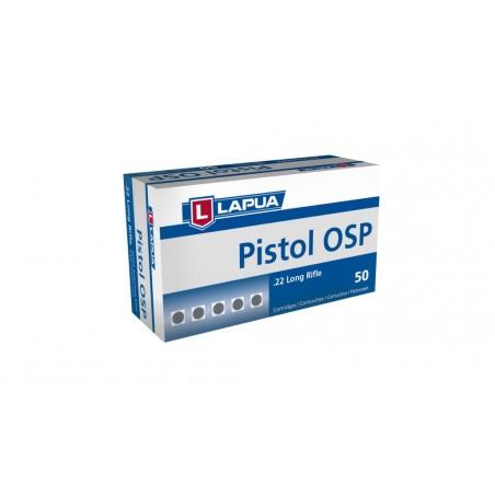 Lapua Pistol OSP .22 LR
