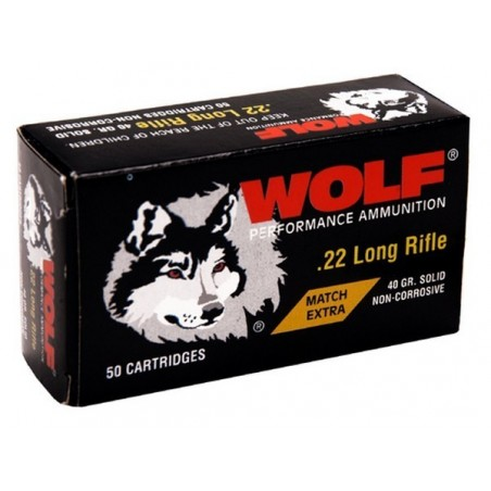Wolf Ammunition Match Extra...