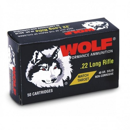 Wolf Ammunition Match...