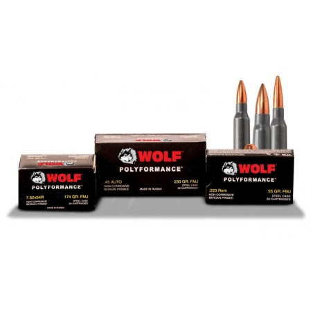 Wolf PolyFormance Rifle...