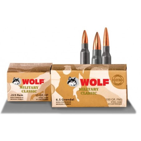 Wolf Military Classic...