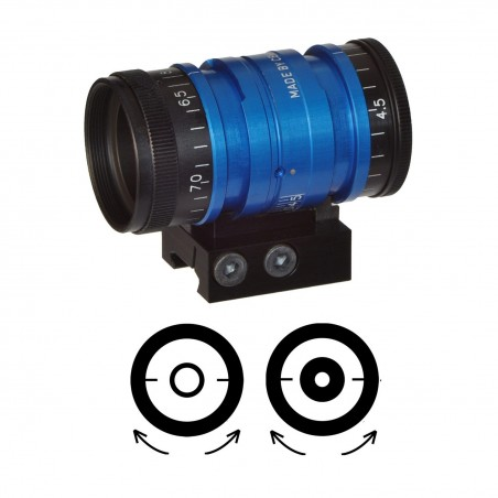 Centra Front Sight Duo Glass